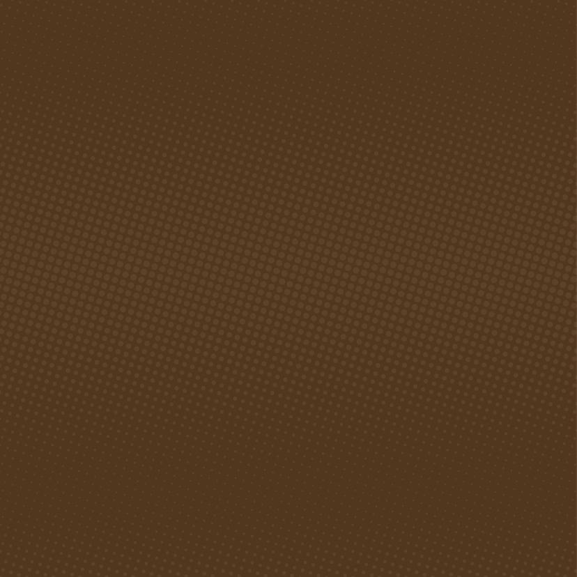 Liefdeskaart bruin roze - BK 2