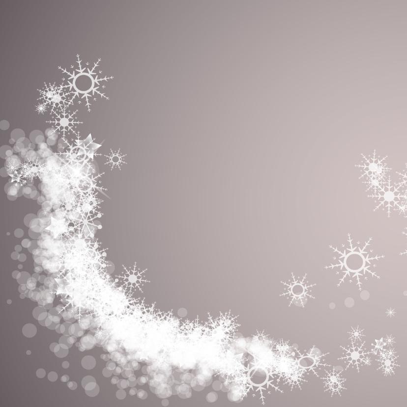 Lieve kerstkaart beter jaar uil 2