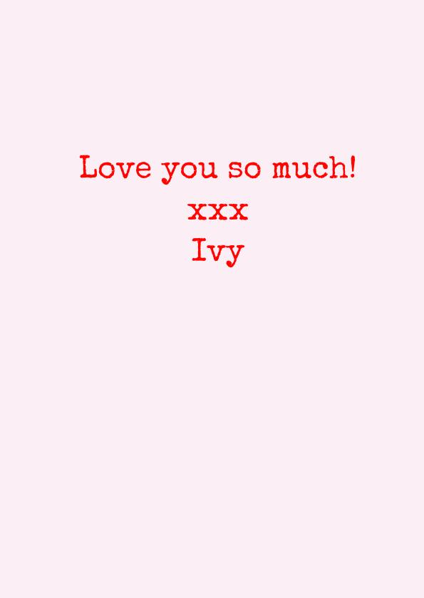 Love you hartjes hout-ByF 3