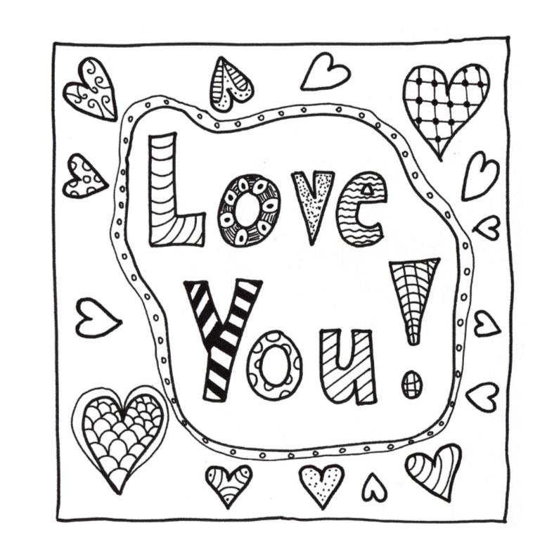mewar10 kleurplaten hartjes