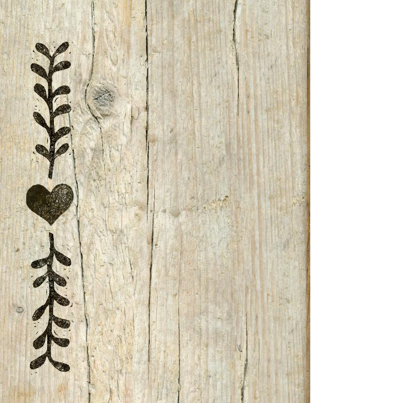 medeleven stempel hout 2