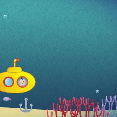 Meisje onderzeeboot 3