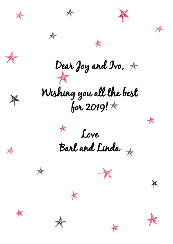 Merry Christmas and lovely 2018 3
