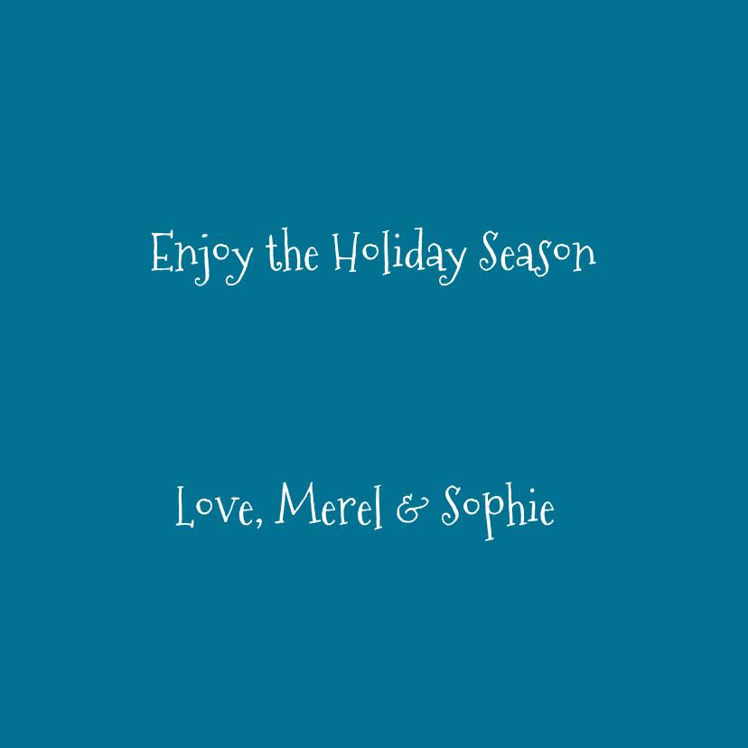 Merry X-Mas Blue 2019 - OT 3