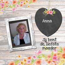 Moederdag kaarten - moederdag lijst foto