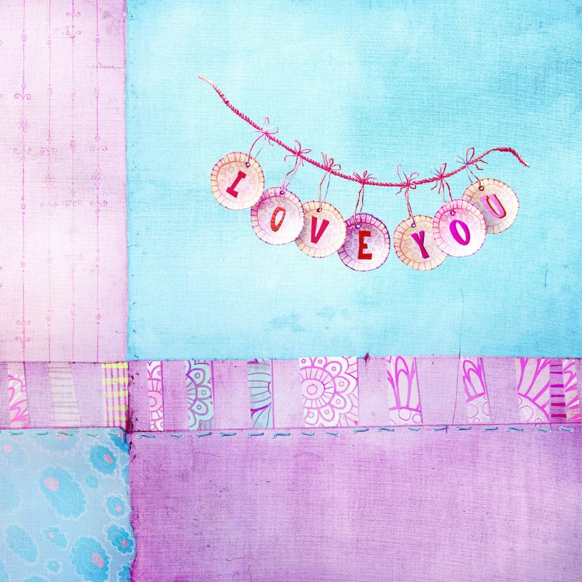 Moederdag Love You Gipsy - SG 2
