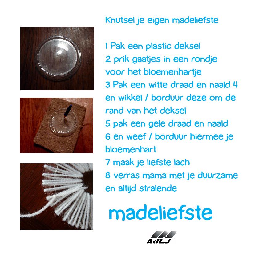 Moederdag Madeliefste craft - AW 2