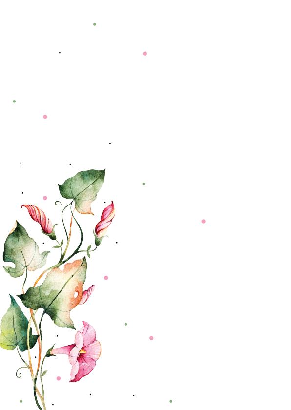 Moederdagkaart: De liefste oma! 2