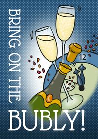 Nieuwjaar - Bubly!