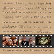 Nieuwjaar talen negatief - BC
