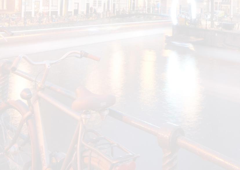 Nieuwjaarskaart-Amsterdam Light 3