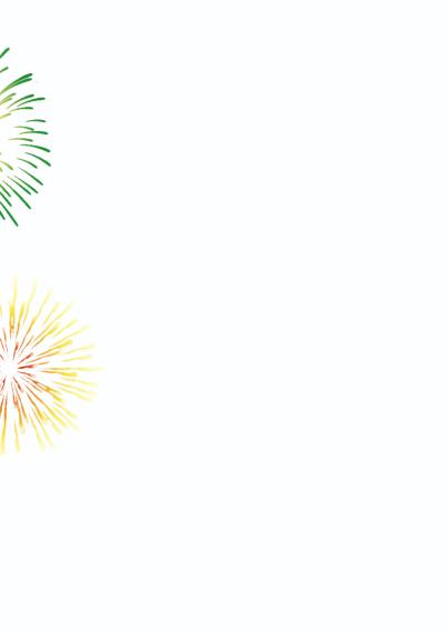 Nieuwjaarskaart Ray Vuurwerk RN 3