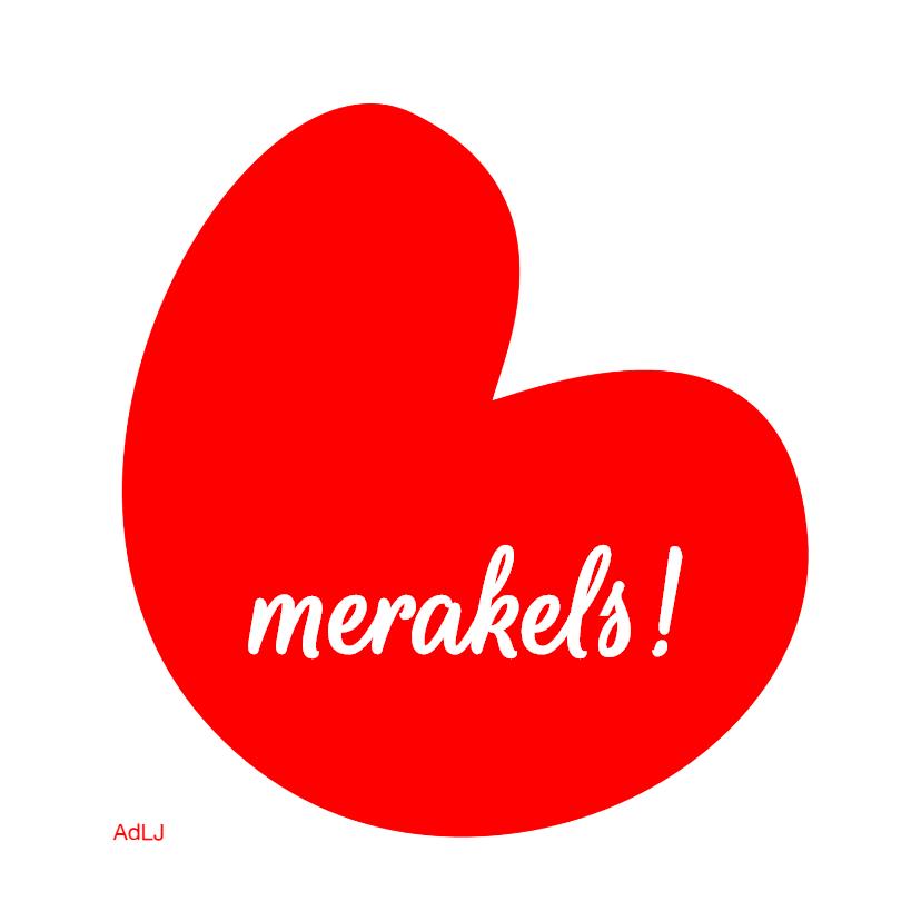 No juh - Merakels! - AW 2