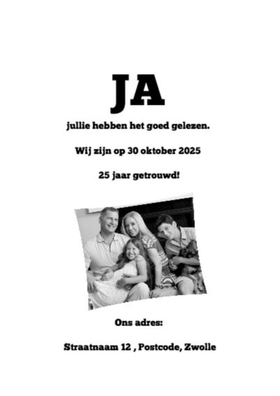 Ogentest 25-jarig jubileum-isf 2
