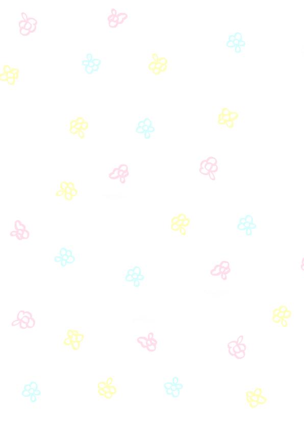 Paasmenu kaart met geel ei 2