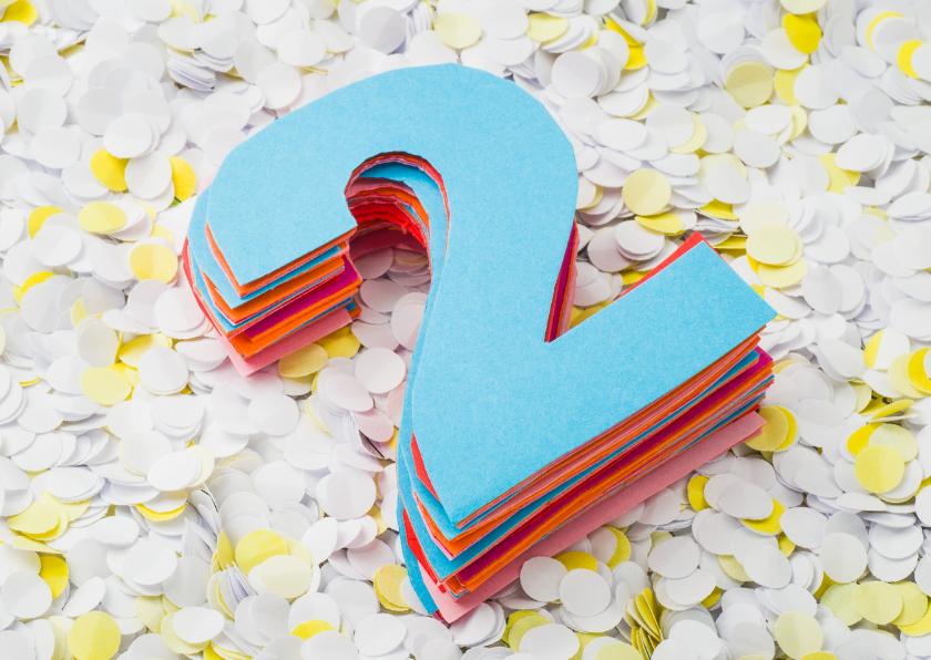 twee jaar getrouwd Papieren bruiloft  twee jaar getrouwd | Kaartje2go twee jaar getrouwd