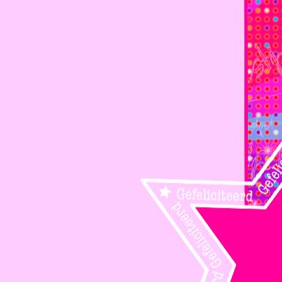 PARTY GIRLS  DISCO roze meisje  3