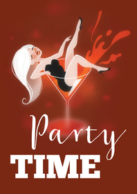 Verjaardagskaarten - PartyTime - KO