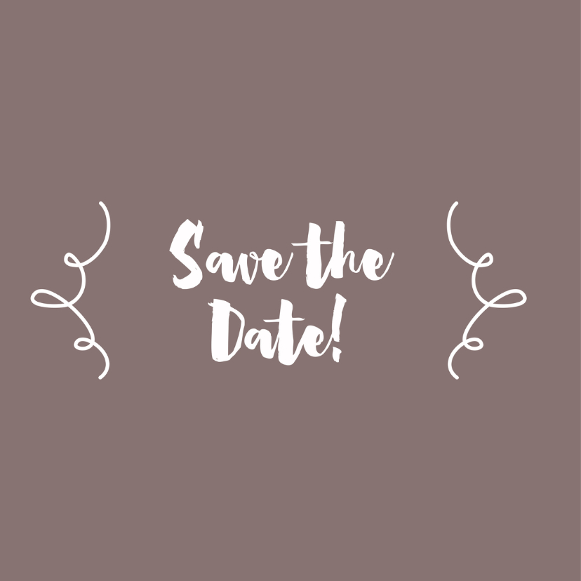 Pastel save the date - DH 2