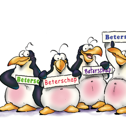 penguins beterschap 2 in verband 2