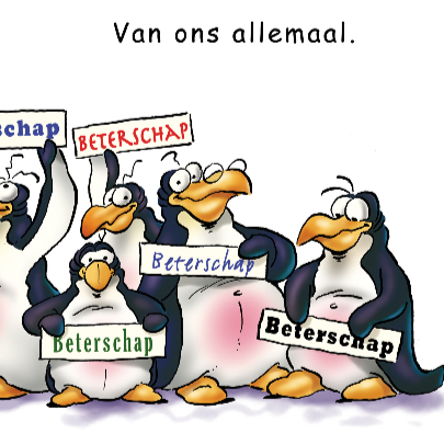 penguins beterschap 2 in verband 3