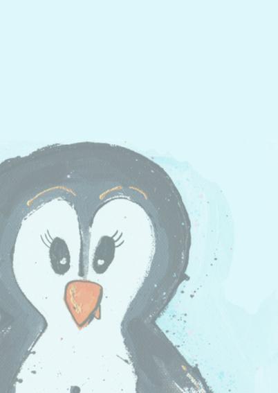 Pinguïn verjaardag 2