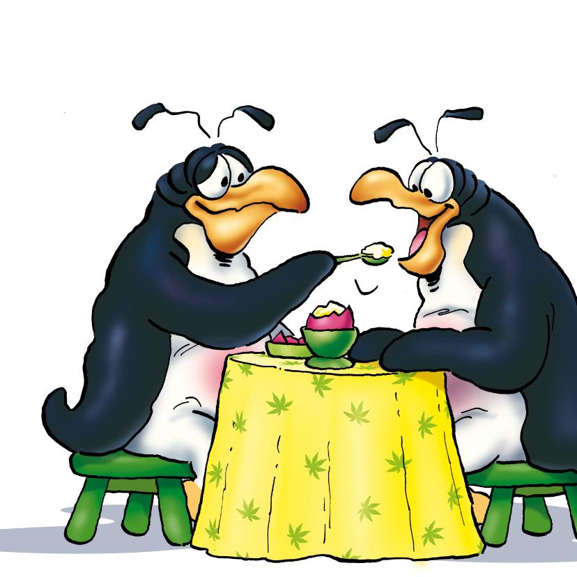 pinguins pasen 2 pinguin rose ei 2