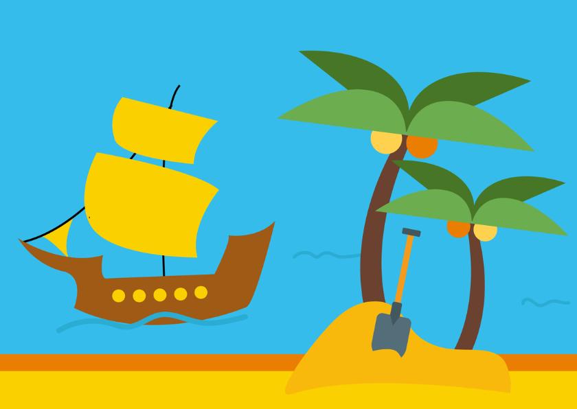 Piratenfeestje jongen 2