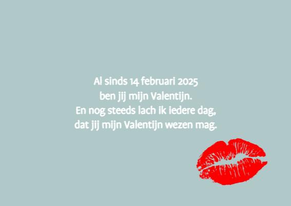 Post voor je Valentijn - DH 3