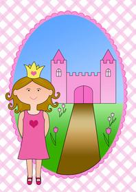 Kinderfeestjes - Prinsessenfeestje Julia
