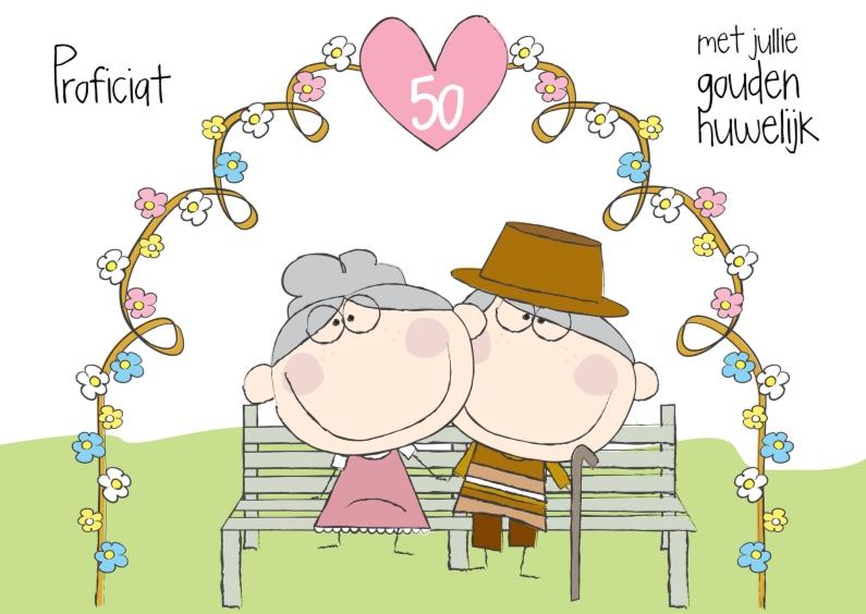 gefeliciteerd met jullie gouden huwelijk