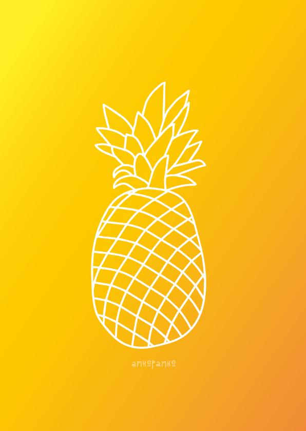Quote pineapple 2