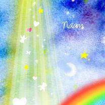 Regenboog in de Hemel