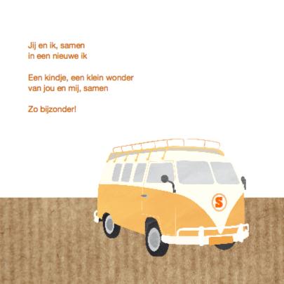 Retro busje  2