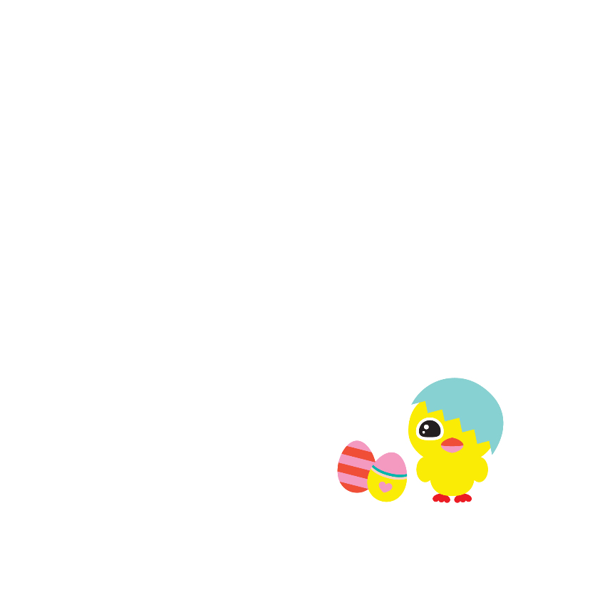 Retro Kuikens en Kippen 3