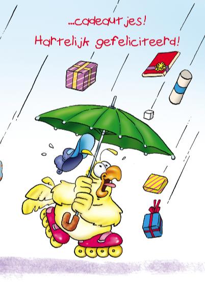 rooco verjaardag 29 met paraplu 3