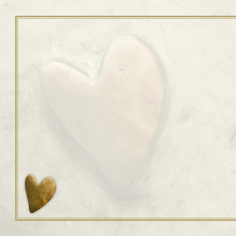 Rouw een gouden hart 2