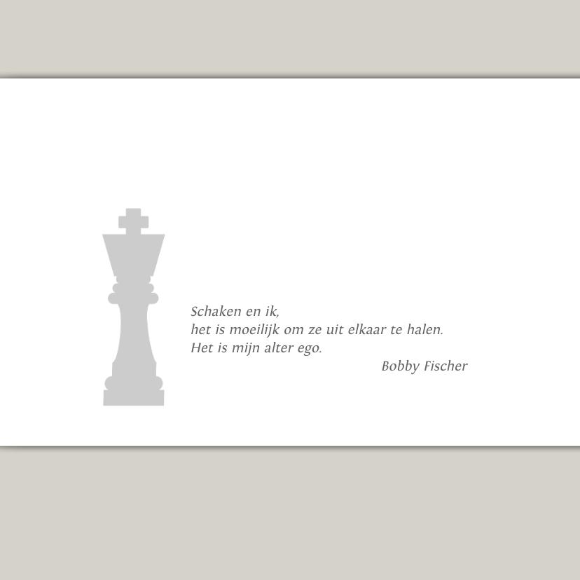 Rouw hobby schaken met silhouet van koning en portretfoto 2