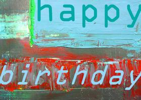Verjaardagskaarten - Ruige stoere happy birthday