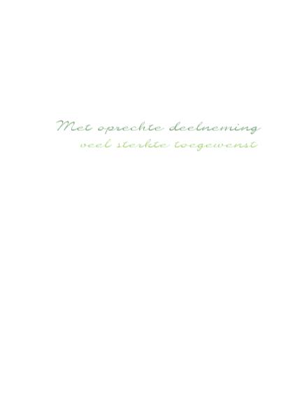 Rustig groene omgeving 3
