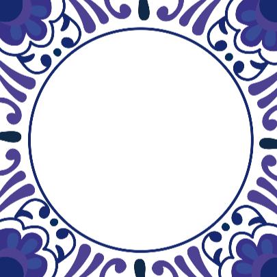 Samenwonen Delfts Blauw 3