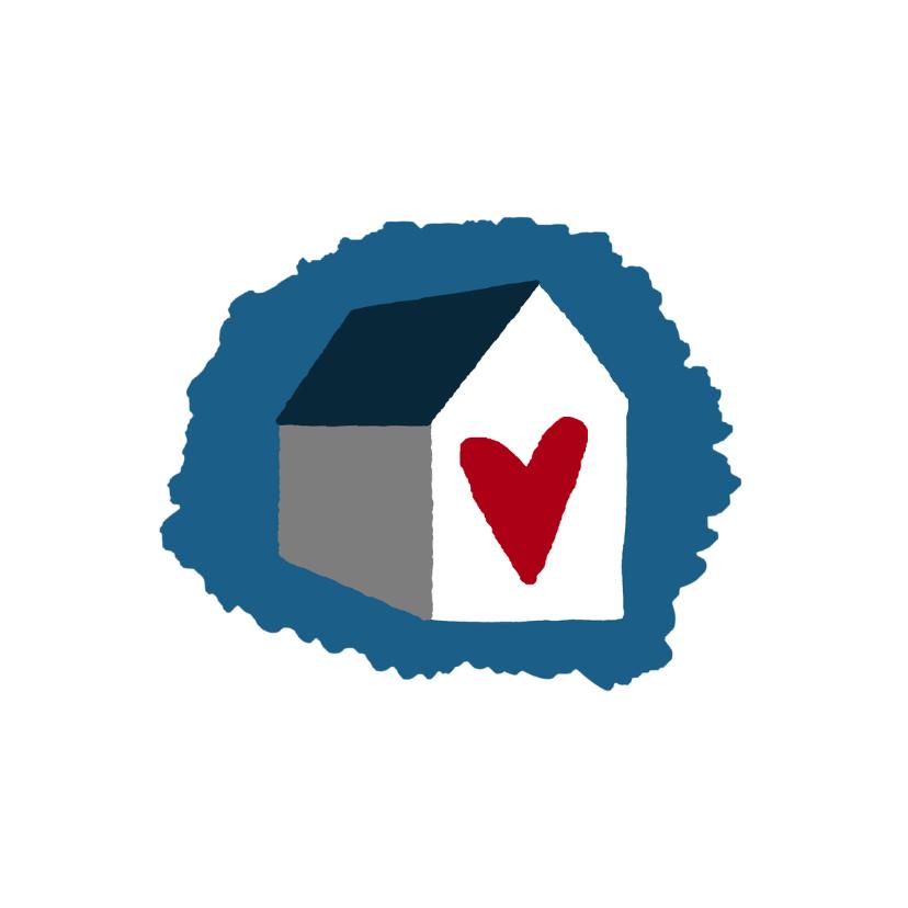 Samenwonen huis hart - HR 2