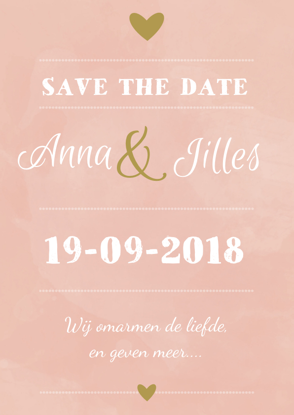 norge dating save the date