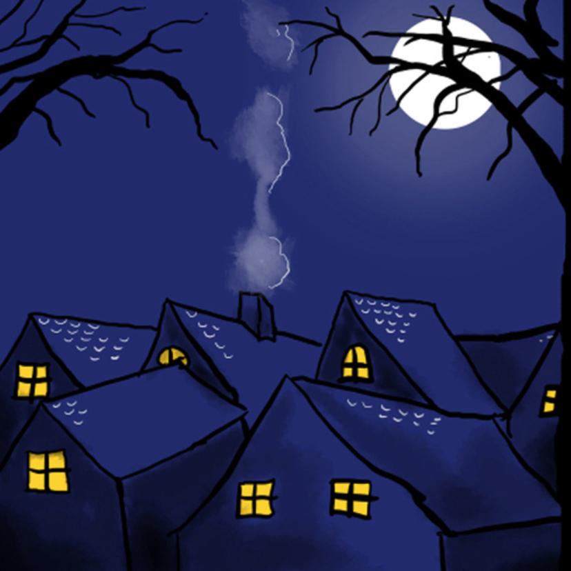 Sint op de daken - vierkant 2