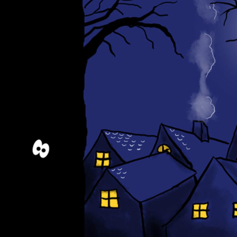 Sint op de daken - vierkant 3