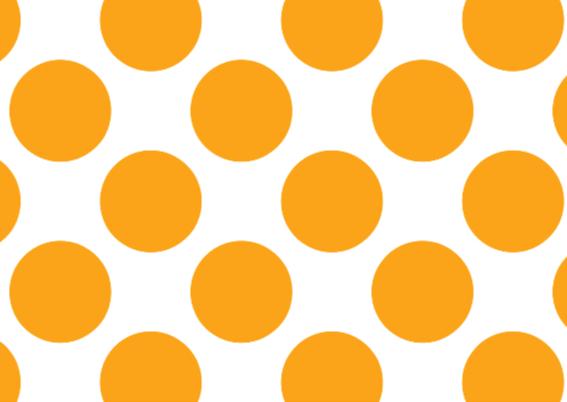 Sinterklaaskaart Sint met oranje stippen - OT 2