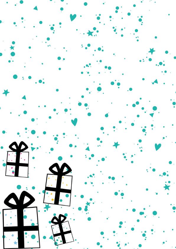 Sinterklaaskaart speciaal voor jou 2