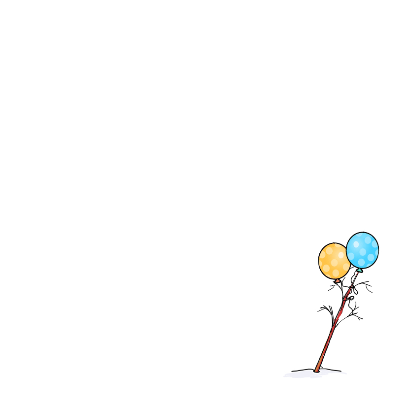 Sneeuwpop met nummer Anet Illustraties 3