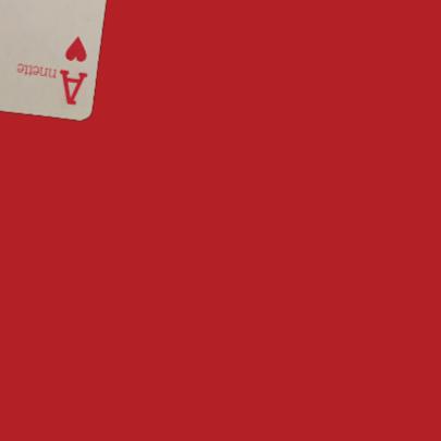 Speelkaart harten met eigen naam 2