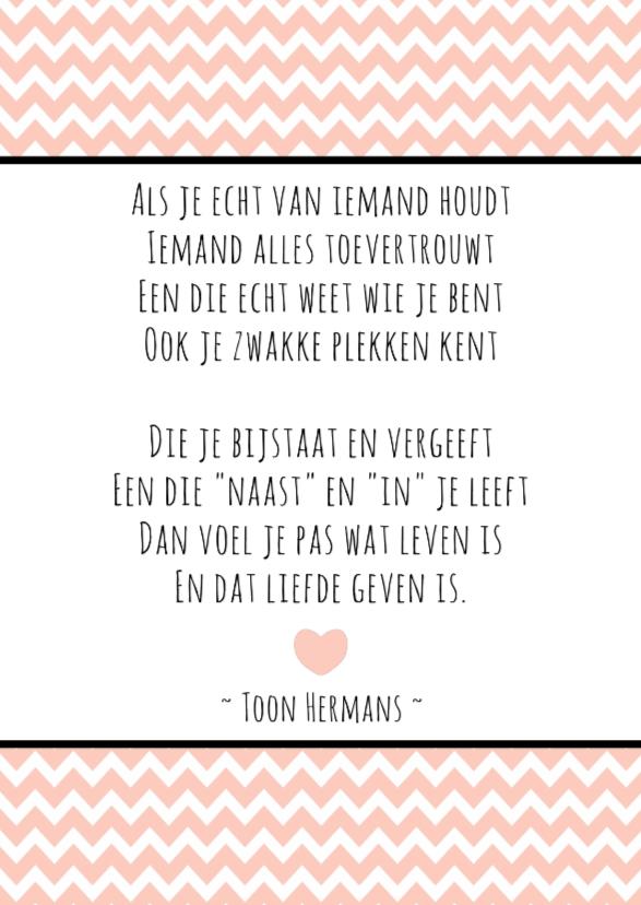 Bekend Toon Hermans Gedichten Liefde | freesongs4u @HH13